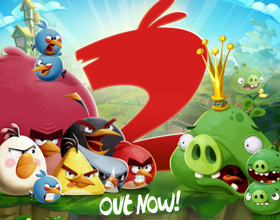 Review Game Android: Angry Birds 2