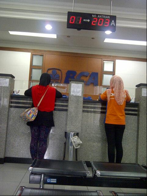 Pengalaman Buka Rekening BCA