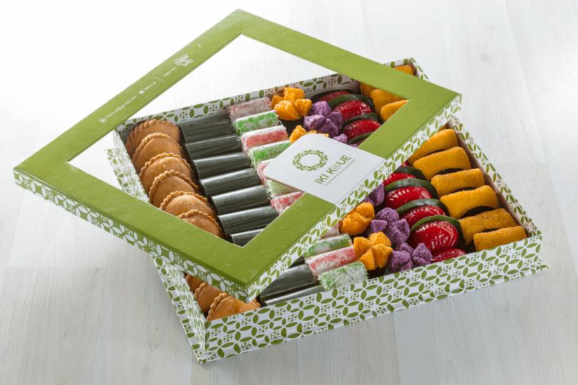 Menyajikan Snack Box yang Lezat untuk Acara Spesial