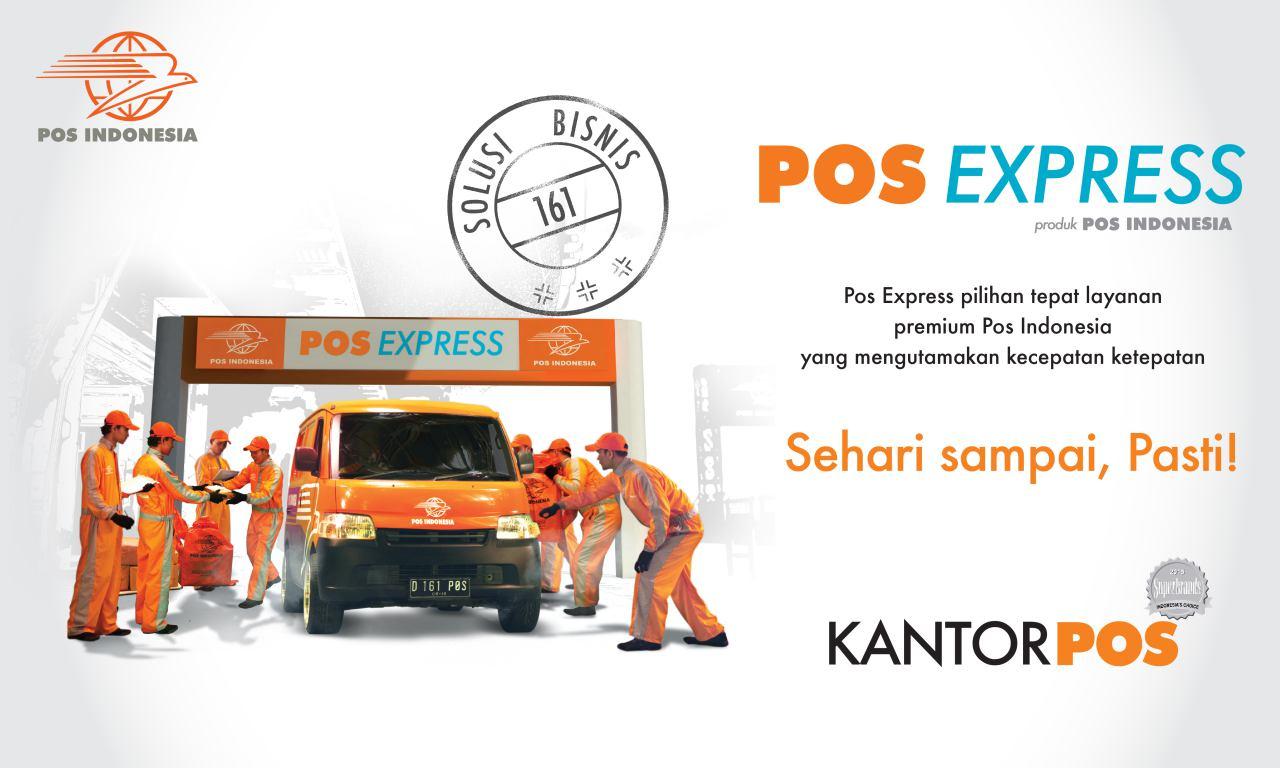 Review Kirim Melalui Pos Indonesia